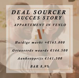 deal sourcer succes story venlo